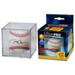 (ウルトラプロ UltraPro 収集用品) UVプロテクト ベースボールホルダー 10個単位 (#81528)