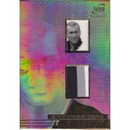 サッカーカード【ジネディーヌ ジダン】 2005 Futera Unique Memocell Card 111枚限定!(48 of 111) (Zinedine Zidane) (ジャージカード)
