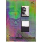 サッカーカード【エドガー ダービッツ】 2005 Futera Unique Memocell Card (1) 111枚限定!(42 of 111) (Edgar Davids) (ジャージカード)