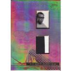 サッカーカード【エドガー ダービッツ】 2005 Futera Unique Memocell Card (2) 111枚限定!(99 of 111) (Edgar Davids) (ジャージカード)
