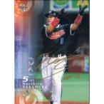 BBM2002 ベースボールカード ファーストバージョン (印刷)ゴールドサインパラレル No.196 中村紀洋