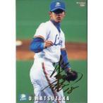 カルビー1999 プロ野球チップス ゴールドサインパラレル No.186 松坂大輔
