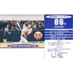 松井秀喜 ホームランカード 86号