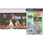 松井秀喜 ホームランカード 248号