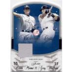松井秀喜 2005 Fleer Flair Diamond Cuts Jersey Card /75 Hideki Matsui