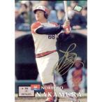 BBM1995 ベースボールカード ルーキーカードサインパラレル No.376 中村紀洋