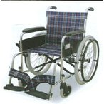 車いす シルバーマーク取得 自走式車椅子 スチール製
