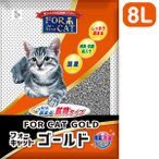 新東北化学 DCゴールド 8 L (鉱物系(シリカゲル)の猫砂/ねこ砂/ネコ砂/猫の砂/猫のトイレ/猫用品/猫(ねこ・ネコ)/ペット用品/bulk)