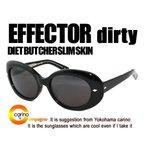 EFFECTOR DBSS dirty エフェクター×ダイエットブッチャースリムスキン ダーティ