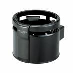 コンビニコーヒー最適 カー用品 ドリンクホルダー カーメイト CZ395 ドリンクホルダー クワトロ ブラック  カップタイプのコンビニコーヒー保持に最適 carmate