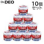 消臭剤 車 カーメイト DSD4 D79同等品番違いドクターデオ Dr.DEO置きタイプ 10個セット 車の強力消臭剤 除菌 carmate
