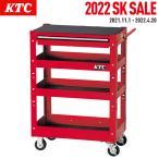 KTC SKセール2020 4段1引出し ワゴン レッド SKX2704ST