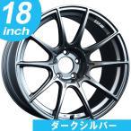 【送料無料】■215/40R18■タナベ SSR GT X01■ダークシルバー