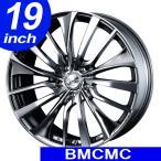 【送料無料】■225/35R19■Weds ウェッズ レオニス VT■BMCMC/BMCミラーカット