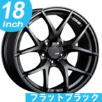 【送料無料】■225/45R18■タナベ SSR GT V03■フラットブラック
