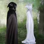ハロウィン衣装 コスプレ衣装 仮装コスチューム 大人用 ウィッチ 魔女 セット 肩掛け ストール マント ケープ クローク フェアリー マジシャン