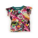 グラグラ GrandGround Tシャツ・カットソー 90サイズ 女の子 子供服 ベビー服 キッズ