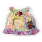 グラグラ GrandGround タンクトップ・キャミソール 70サイズ 女の子 子供服 ベビー服 キッズ
