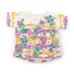 グラグラ GrandGround Tシャツ・カットソー 80サイズ 女の子 子供服 ベビー服 キッズ