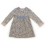 ラグマート Rag Mart ワンピース 100サイズ 女の子 子供服 ベビー服 キッズ