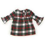カーターズ Carter's シャツ・ブラウス 100サイズ 女の子 子供服 ベビー服 キッズ
