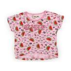 チップトリップ CHIPTRIP Tシャツ・カットソー 100サイズ 女の子 子供服 ベビー服 キッズ
