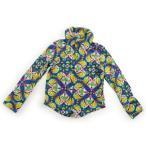 ブーフーウー BOOFOOWOO/naturalboo シャツ・ブラウス 110サイズ 女の子 子供服 ベビー服 キッズ