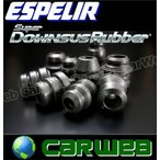 ESPELIR (エスペリア) Downsus Rubber (スーパーダウンサスラバー) リア用 品番:BR-1758R ホンダ ジェイド 型式:FR5 年式:H27/5〜 エンジン型式:R06A 2WD
