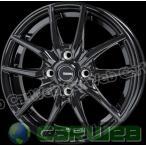 G.speed G02 (Gスピード G-02) メタリックブラック 15インチ 5.5J PCD:100 穴数:4 inset:43 HOT STUFF [ホイール単品4本セット]