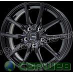 G.speed G02 (Gスピード G-02) メタリックブラック 17インチ 7.0J PCD:100 穴数:5 inset:50 HOT STUFF [ホイール単品4本セット]