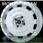 MONZA JAPAN (モンツァジャパン) HI BLOCK BALEX パールホワイト/リムポリッシュ 15インチ 4.5J PCD:100 穴数:4 inset:43 [ホイール単品4本セット]