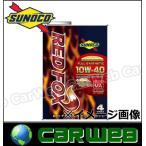 SUNOCO (スノコ) RED FOX RACING&SPORTS (レッド フォックス) 10W-40 (10W40) バイク用 4サイクル エンジンオイル 荷姿:1L