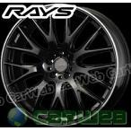 RAYS(レイズ) HOMURA 2x9 (ホムラ ツーバイナイン) 18インチ 8.0J PCD:114.3 穴数:5 inset:45 カラー:HL [ホイール1本単位]