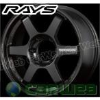 RAYS(レイズ) VOLK RACING TE37 LARGE P.C.D. Progressive Model 18インチ 8.0J PCD:139.7 穴数:6 inset:20 カラー:MM [ホイール単品4本セット]