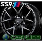 【SSR】 GTV03 (GTV03) 17インチ 7.0J PCD:100 穴数:5 inset:50 フラットブラック [ホイール1本単位] [H]