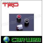TRD エアバルブキャップ レッド(4個セット) [90942-SP012-30]
