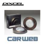 [2151315] DIXCEL HS ブレーキローター リヤ用 プジョー 407 D2BR/D2BRY 05/06〜 SW 2.2