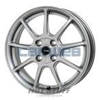 [ホイールのみ単品4本セット] HOT STUFF / G.speed G01 (MSL) 15インチ×5.5J PCD:100 穴数:4 インセット:43