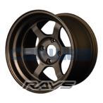 [ホイール1本(単品)]RAYS / VOLK RACING TE37V (BR) 17インチ×7.5J PCD:100 穴数:4 インセット:30