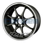 [ホイール1本(単品)]RAYS / VOLK RACING CE28 CLUB RACER 10SPOKE (MTDGM/DC) 16インチ×7.0J PCD:114.3 穴数:5 インセット:48