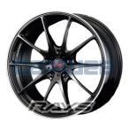 [ホイールのみ単品4本セット]RAYS / VOLK RACING G25 (FSL/BK) 19インチ×8.5J PCD:112 穴数:5 インセット:45