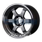 [ホイールのみ単品4本セット]RAYS / VOLK RACING TE37V (GM) 15インチ×7.5J PCD:114.3 穴数:4 インセット:6