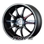 [ホイールのみ単品4本セット] RAYS / VOLK RACING CE28SL (PG) 18インチ×9.5J PCD:114.3 穴数:5 インセット:15