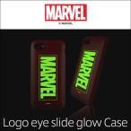 【Avengers】iPhone7 /7 Plus /6 /6s 対応 MARVEL Marvel logo eye slide glow Case【iphone7ケース アイアンマン キャプテンアメリカ iphone7 plus iPhone6s】