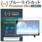 日立 Wooo L49-H3 強化ガラス と 同等の 高硬度9H ブルーライトカット 反射防止 液晶TV 保護フィルム