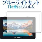 Feelworld F6 PLUS 専用 ブルーライトカット 反射防止 液晶保護フィルム 指紋防止 気泡レス加工 液晶フィルム