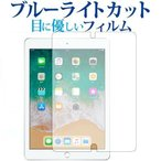 Apple iPad 第5世代(9.7)、iPad 第6世代(9.7)専用 ブルーライトカット 反射防止 液晶保護フィルム 指紋防止 気泡レス加工 液晶フィルム