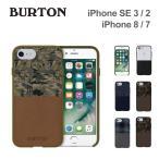 iPhone SE 第2世代/8/7/6s/6 ケース スマホケース Burton バートン 2トーンデザイン 全5色 正規代理店