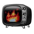 Yahoo!caseplay正規代理店 Divoom Tivoo レトロ かわいい インテリア ブルートゥースピクセルアートスピーカー Bluetoothスピーカー 全6色 プレゼント