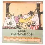 ムーミン  2021年カレンダー ウォール